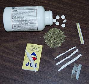 Amphetamine rauchen