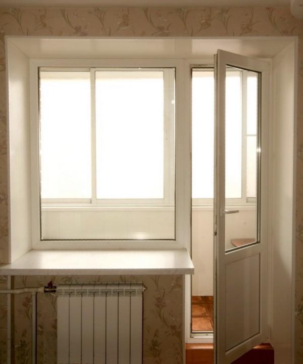 Изготовление и установка балконного блока пвхvekaproline в.